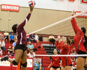 RE-BOUNDING LADY ROOS: Killeen High geared up for possible return to playoffs