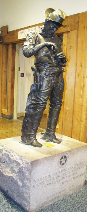 Travel: Texas Ranger Museum