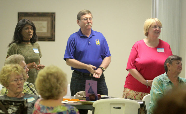 Copperas Cove Retired Teachers Luncheon
