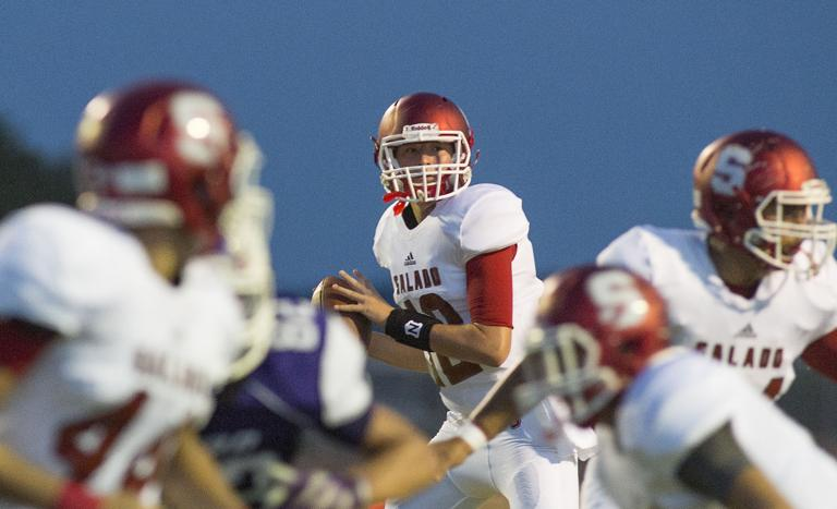 FOOTBALL Salado runs past Florence for 2nd straight win