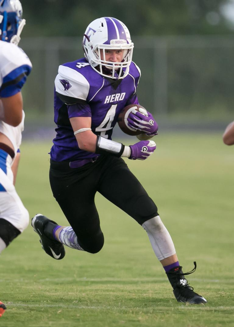 FOOTBALL: Florence's Bode faces best friend on Friday