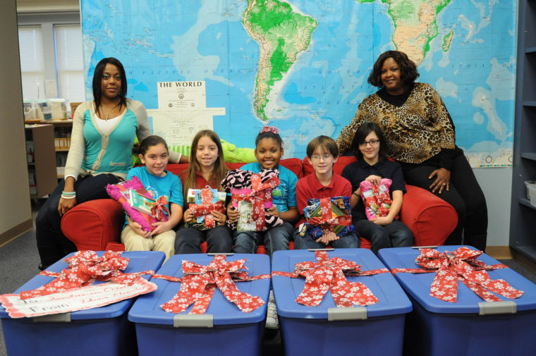 Iduma Elementary supports Families in Crisis