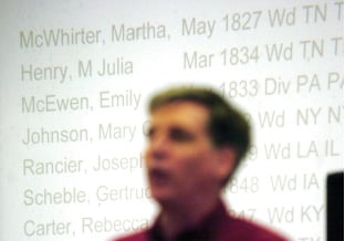 Historical women's group remembered during lecture at Bell County Courthouse