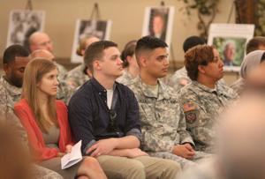Fort Hood Pride Month Celebration Ceremony