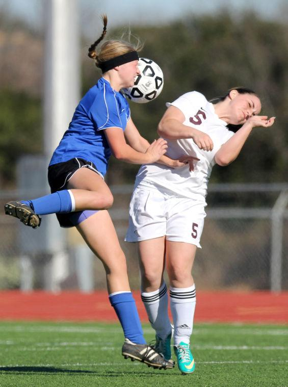 Killeen vs Robinson Girls Soccer