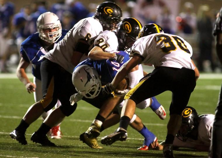 Gatesville Football Class 3A Division II quarterfinals