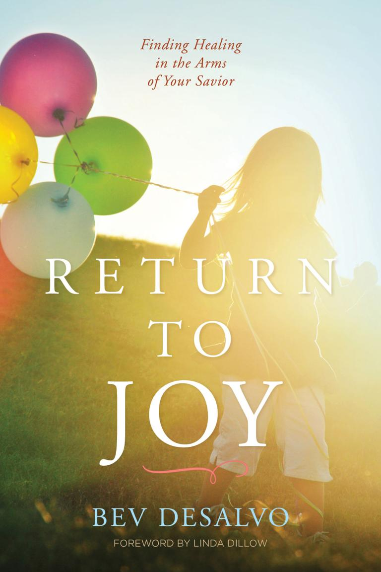 'Return to Joy': Find new beginnings through faith