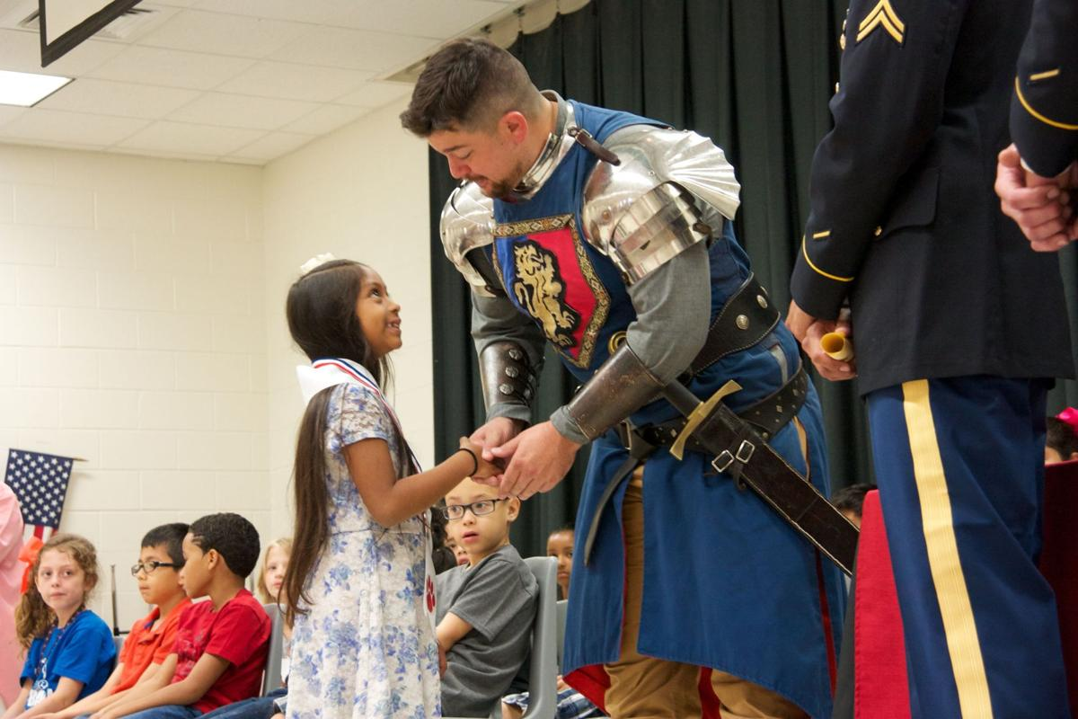 Heights Knighting