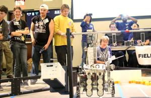 Robotics Qualifier at CTC