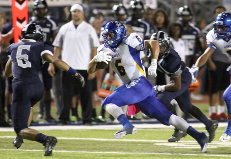 Football: Copperas Cove v. Shoemaker