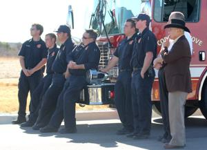 Copperas Cove Fire and Public Safety Station Land Dedication