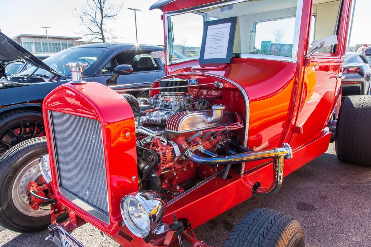 Fort Hood Car Show