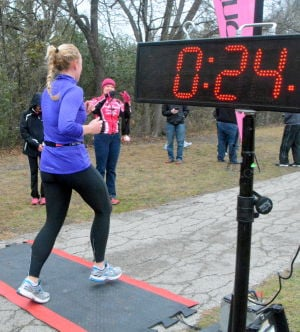 Tough Cookie Woman Duathlon
