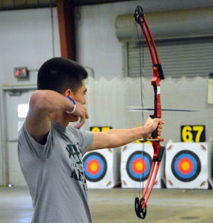 Ellison High School Archery