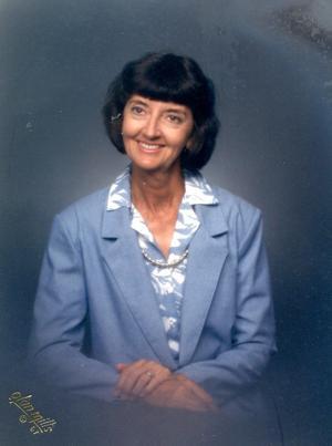 Annie Waters McLaughlin