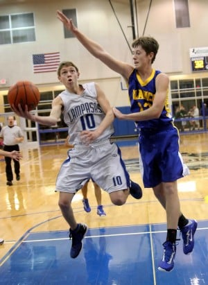 Lampasas downs Blanco 50-30
