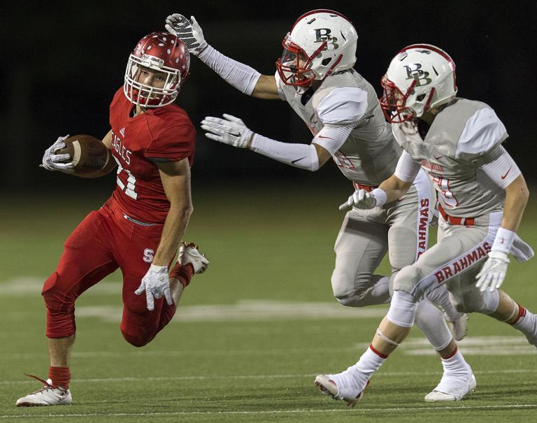 DII-4A PLAYOFFS: Salado's turnaround season comes to an end against Bellville 34-14