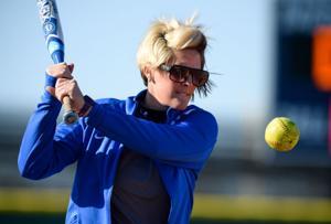 Lampasas v Llano Softball
