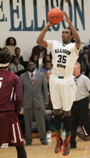 Ellison vs Killeen Boys Basketball