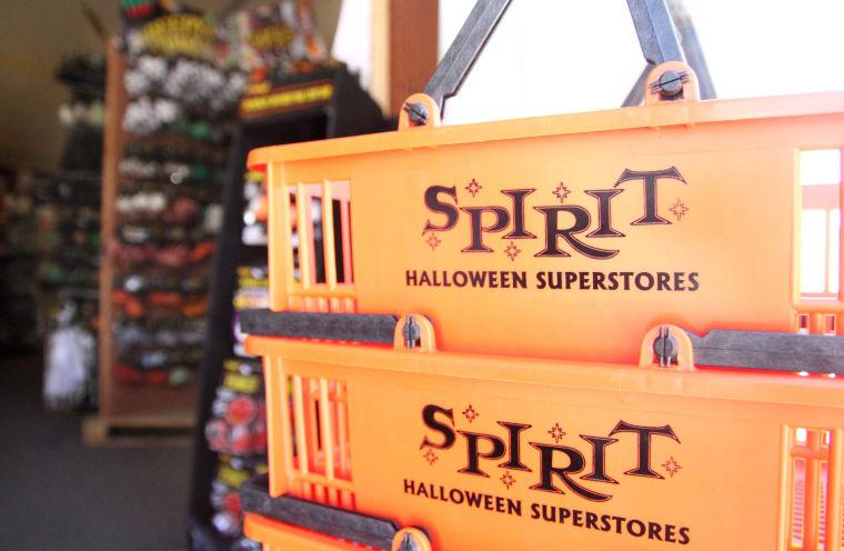 Spirit Halloween on Fort Hood