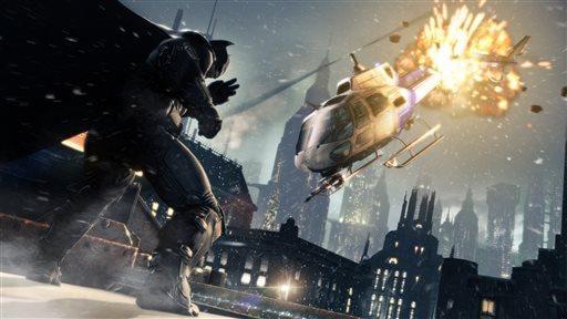 Games-Batman Arkham Origins