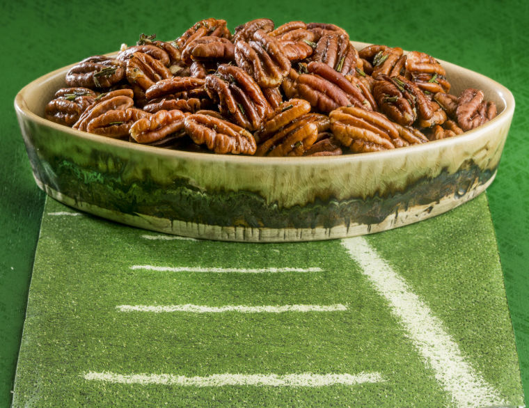 Super Bowl snack food