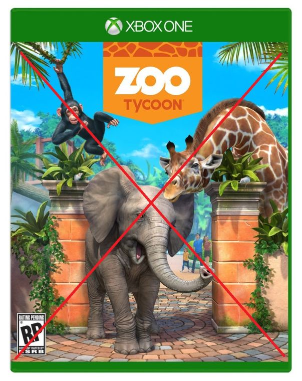 Don't waste your money: Zoo Tycoon 2013