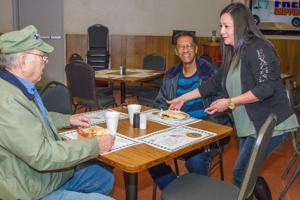 American Legion: Strengthening a brotherhood over breakfast