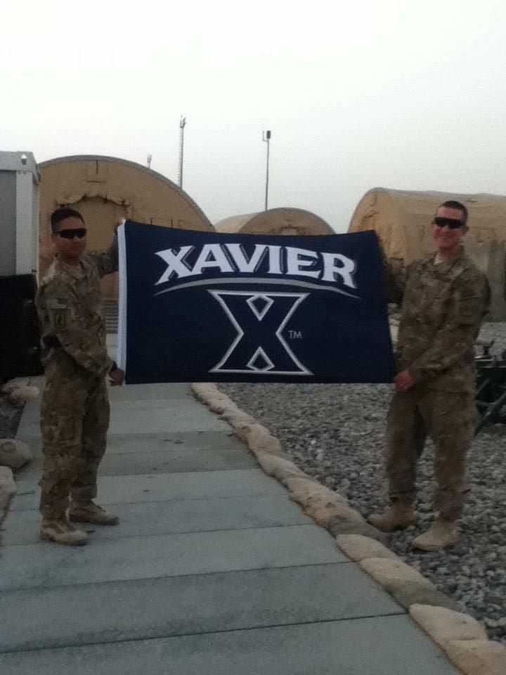 Xavier University over-represents 3d Cav Regiment's behavioural health team