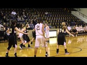 Girls Basketball Gatesville vs Crawford