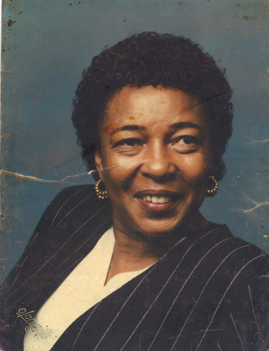 Erma Ruth Rainge