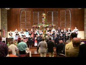 First United Methodist Church Easter Service