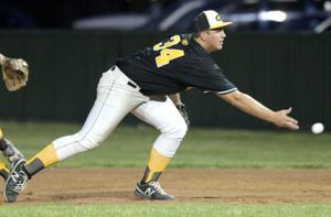 Gatesville vs Lampasas Baseball