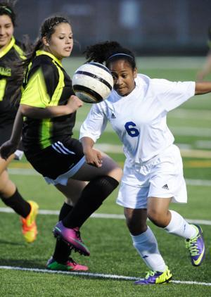 Lampasas at Gatesville Girls Soccer