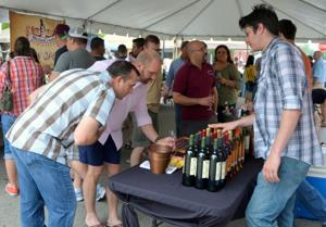 Art & Wine on the Square