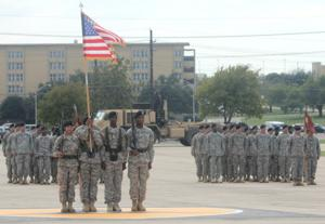 180th Transportation Battalion Inactivation Ceremony