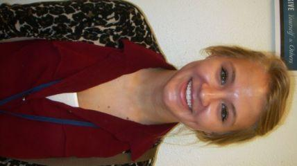 Jennifer Kloesel is the student spotlight for Oct. 25