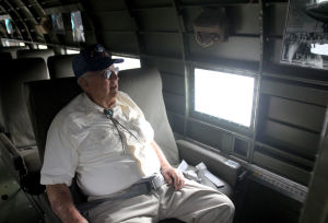 WWII Veteran Flight