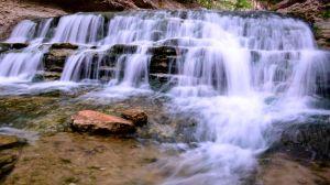 Chalk Ridge Falls
