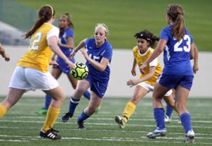 Girls Soccer Playoffs: Cove v. Mansfield