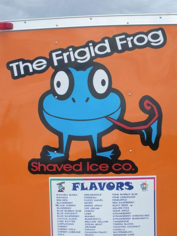 The Frigid Frog