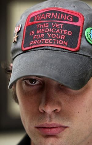 Troubled vets left without health care