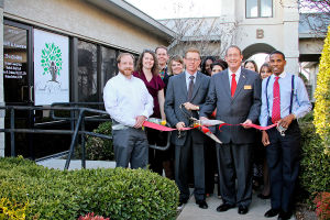 Connell & Associates Grand Ribbon Cutting