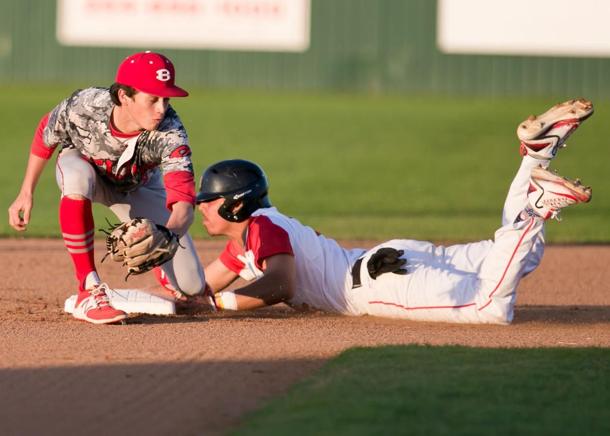 Belton at Harker Heights Baseball
