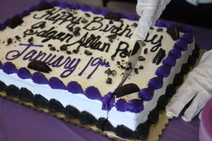 Edgar Allan Poe Birthday Celebration