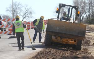 FM 116 Road Construction