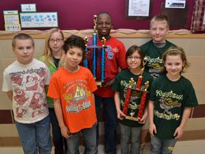 Meadows robotics teams go to state