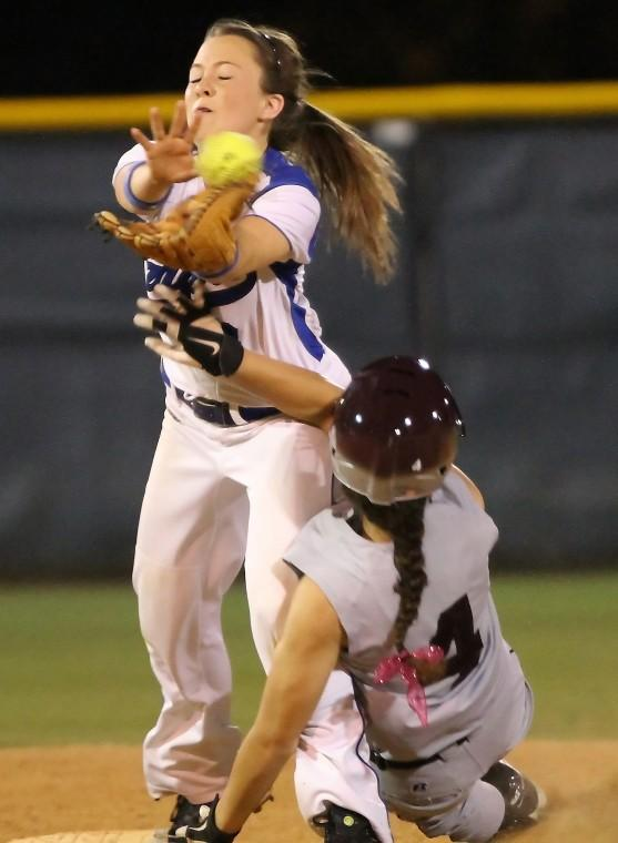 Lampasas vs West Columbia Softball