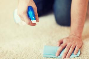Keep carpet clean while kids play