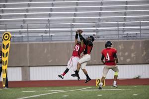 Harker Heights spring football